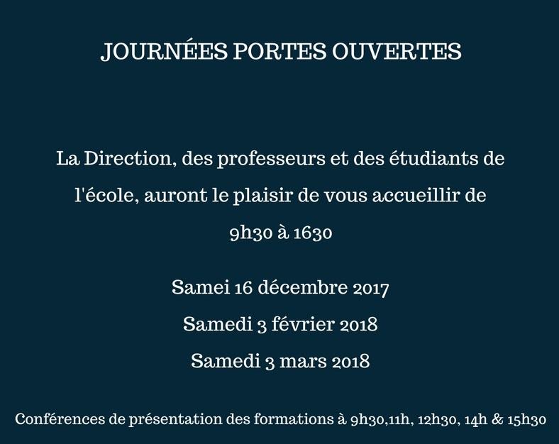 JPO ESITC PARIS Ingénieurs BTP