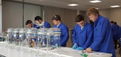 Laboratoire commun aux 3 ESITC : Eau et Matériaux