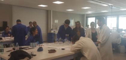 Le Laboratoire de Recherche de l'ESITC Paris