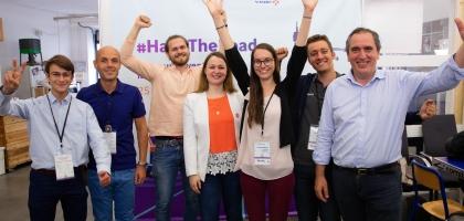 L'ESITC PARIS aux hackathons d'Eurovia