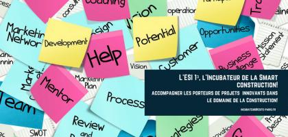 L'ESI 1³, l'Incubateur de l'ESITC Paris