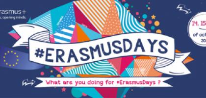 ÉVÈNEMENT | Les ERASMUS DAYS - édition 2021