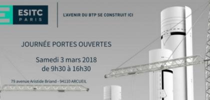Journée Portes Ouvertes de l'ESITC Paris