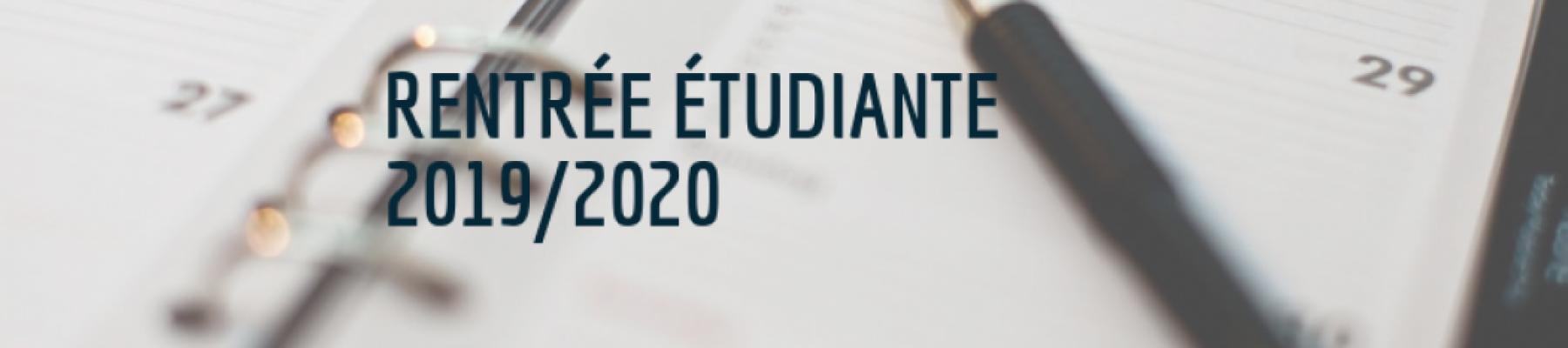 AGENDA 2019/2020