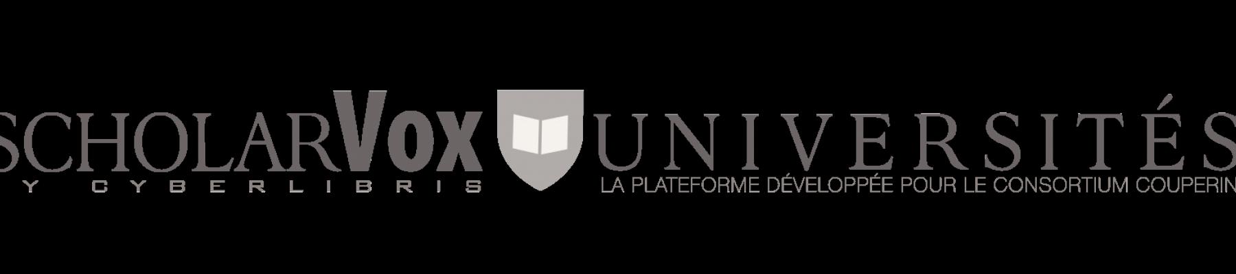 Ressources Documentaires ScholarVox-Cyberlibris